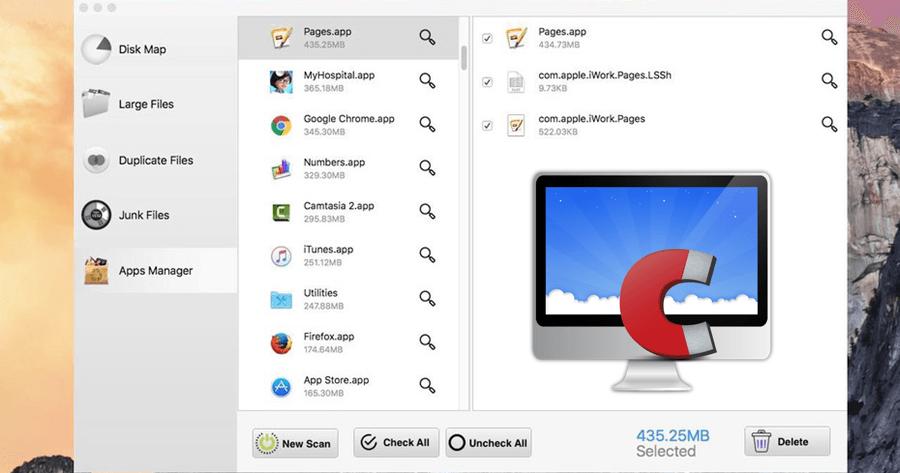 Mac 系統工具