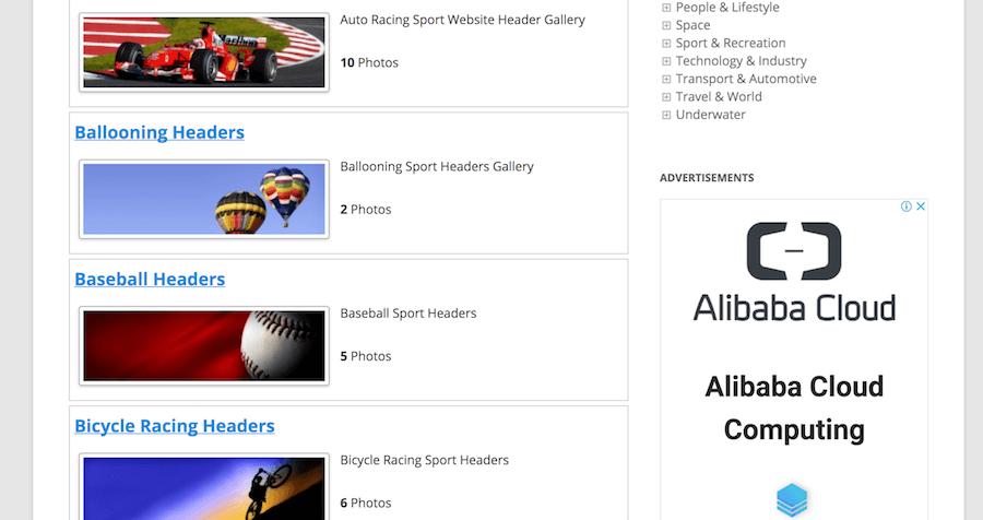 運動 棒球 網站首圖 首頁圖片 Header 下載