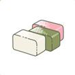 旅行青蛙 米粉糕