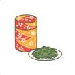 旅行青蛙 茶葉