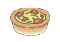 旅行青蛙 番茄香蒜派