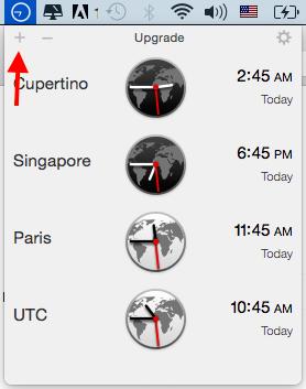 Hour 世界時鐘