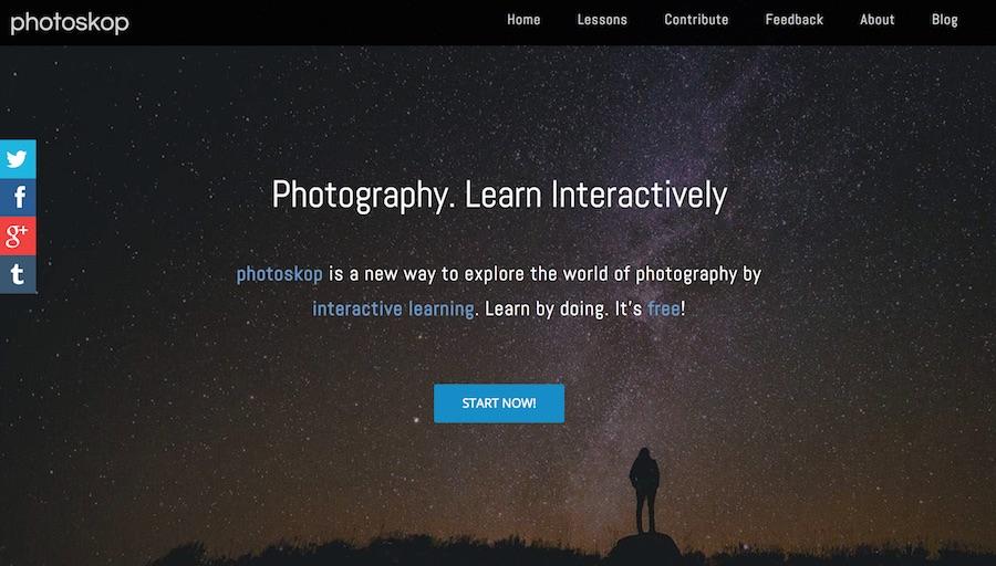 photoskop 攝影 單眼 學習 快門 光圈 教學