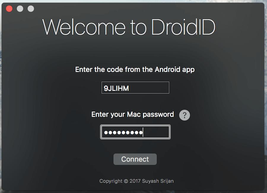 指紋 Mac Android 解鎖