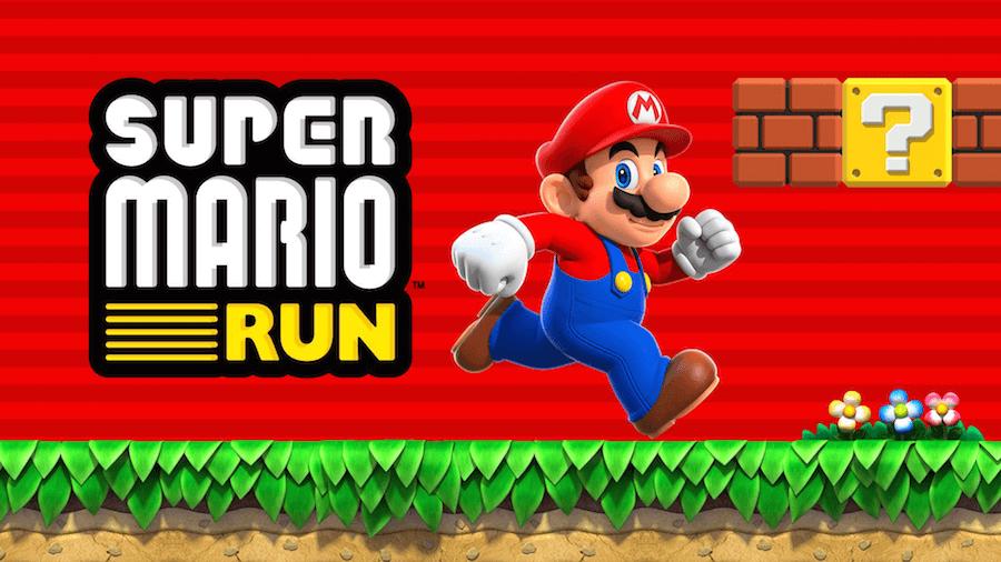 Mario Run iPhone 移植