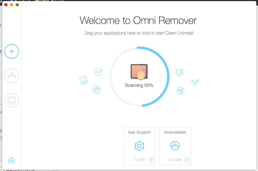 Mac 系統清理 Omni Recover