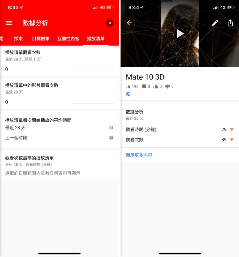 YT Studio 管理 Youtube 頻道