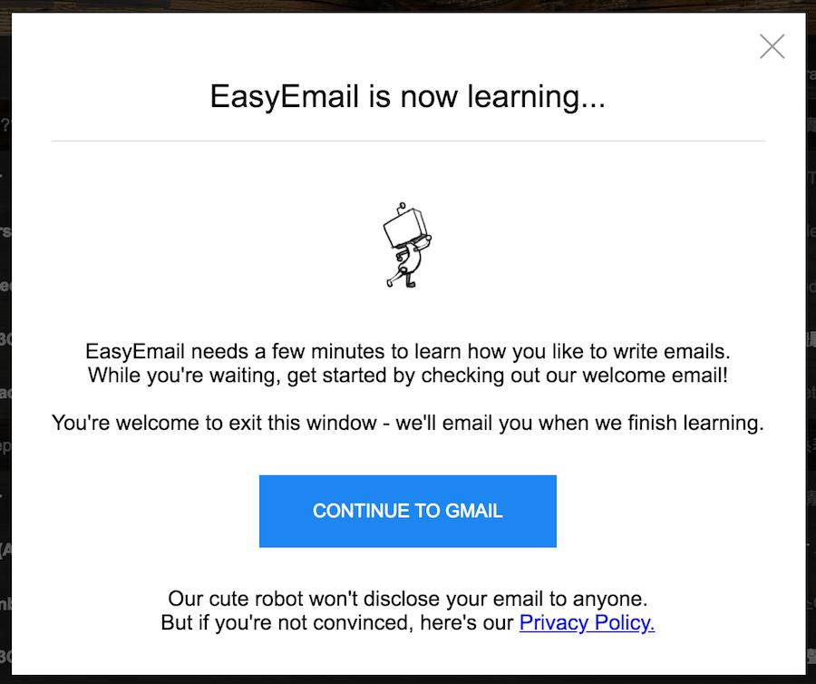 Email 自動輸入