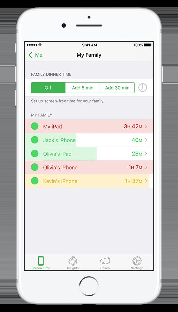 Moment 手機使用時間 App