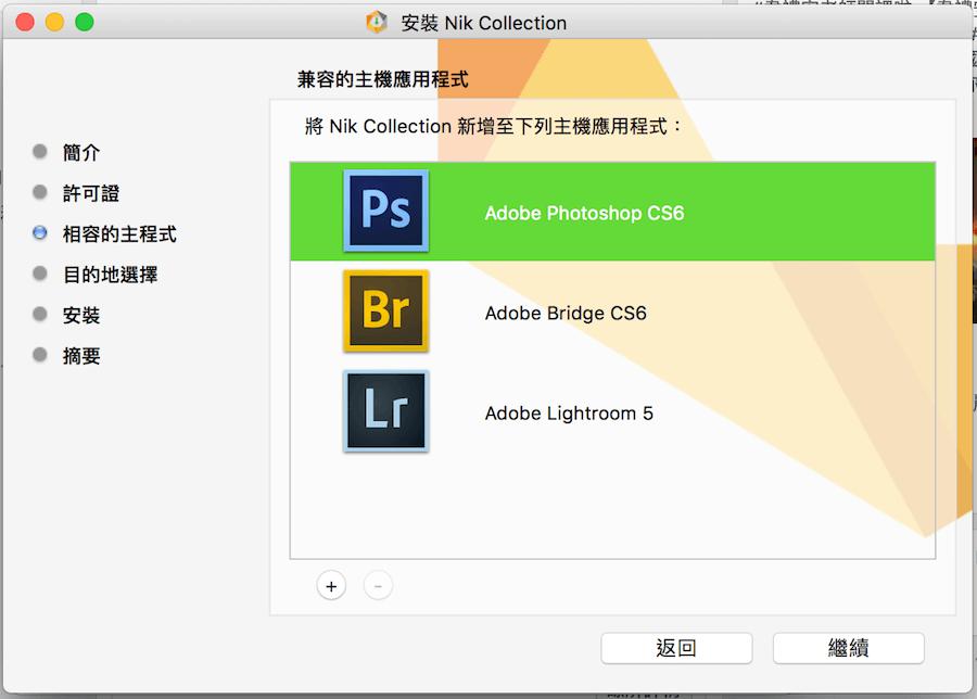 Photoshop 濾鏡包 Google Nik 相片編輯包