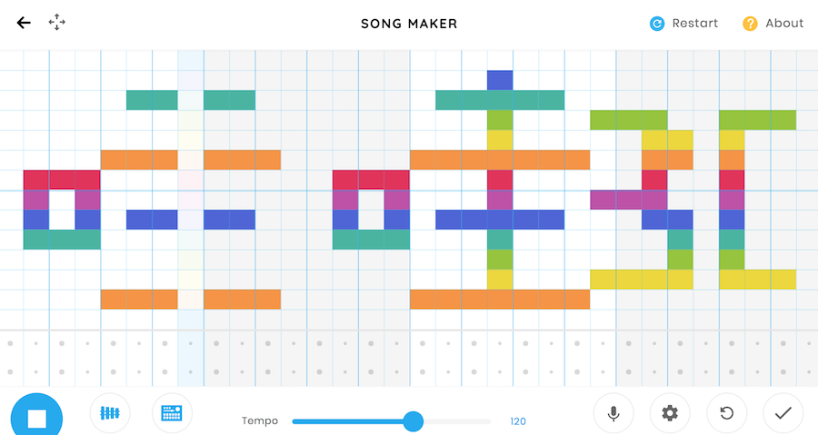 Song Maker Google 音樂