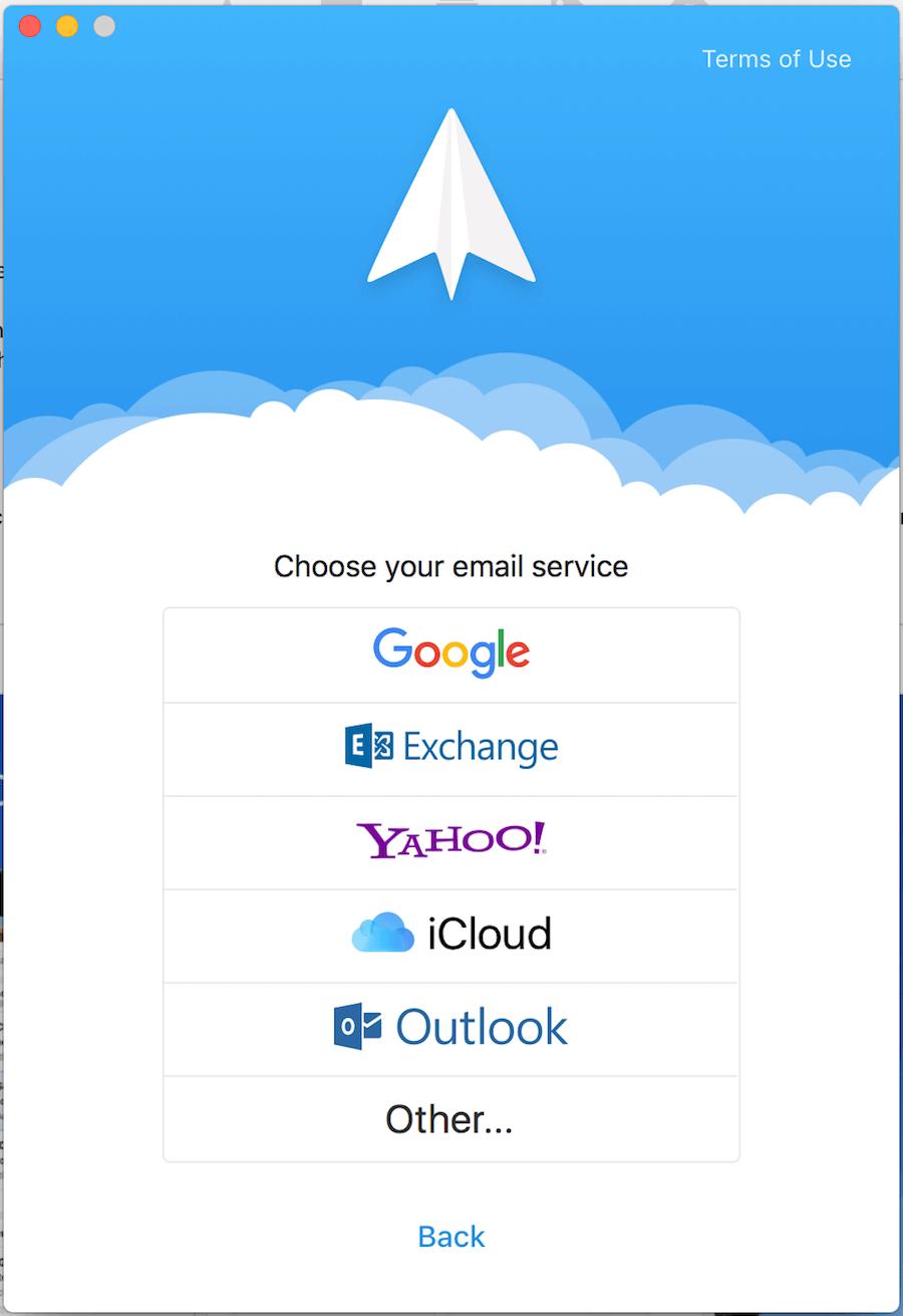 Email排程 iOS