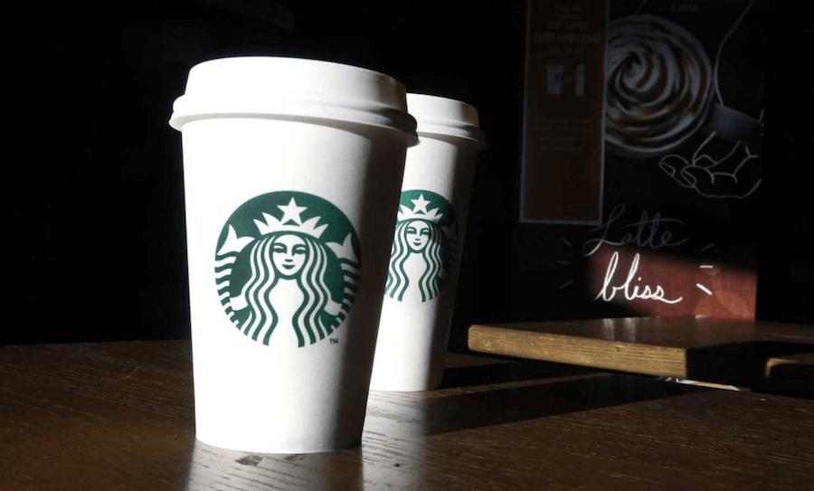 星巴克 散步幸福咖啡旅程