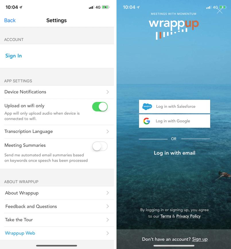 Wrappup 逐字稿 自動輸入 邊錄音邊打字