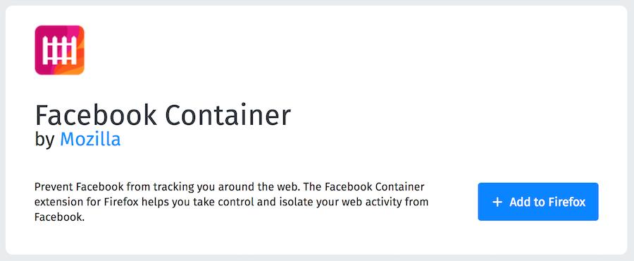 Facebook 隱私安全
