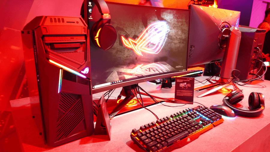 ROG Strix GL12 電競桌機