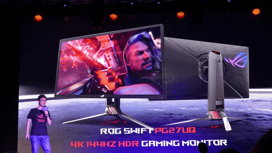 ROG Swift PG27UQ 螢幕