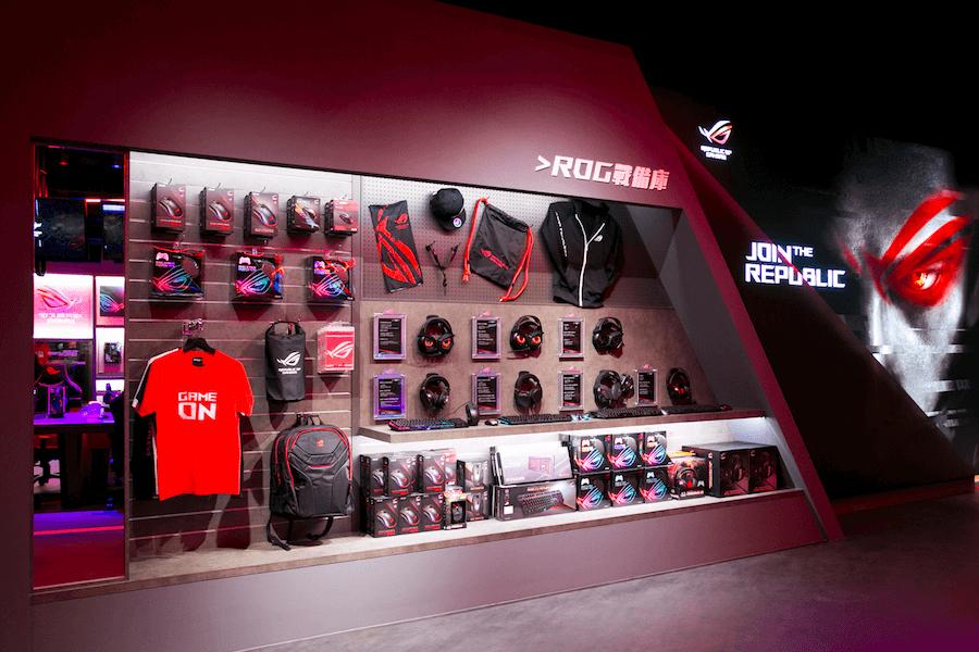 ROG Store 戰備庫