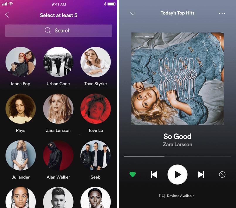 Spotify 免費版 有什麼新功能