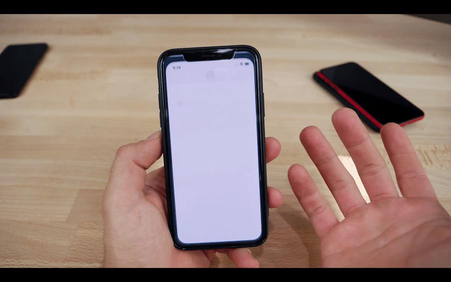 iPhone 死亡黑點 處理方式