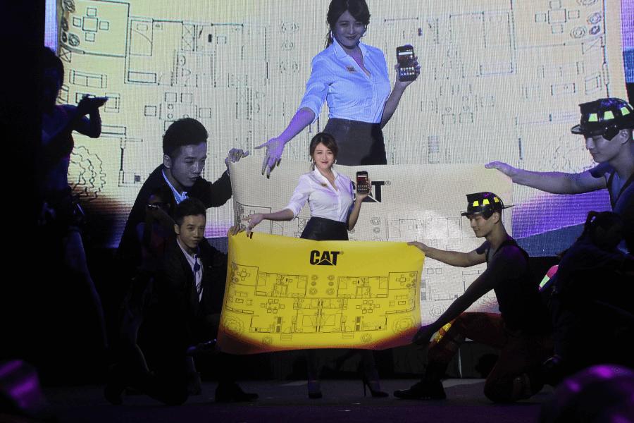 CAT S61 熱像儀