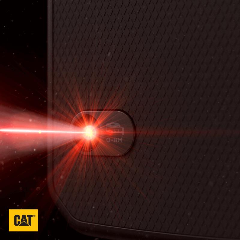 CAT S61 雷側感測器