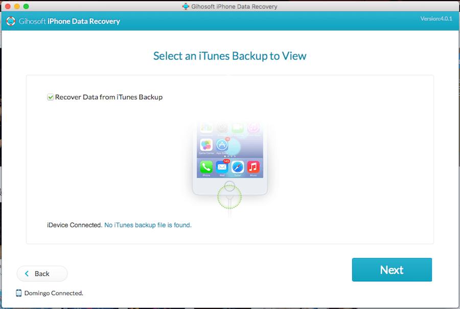 iPhone 找回刪除的檔案