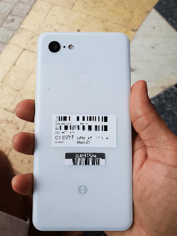 Google Pixel 3 XL 照片