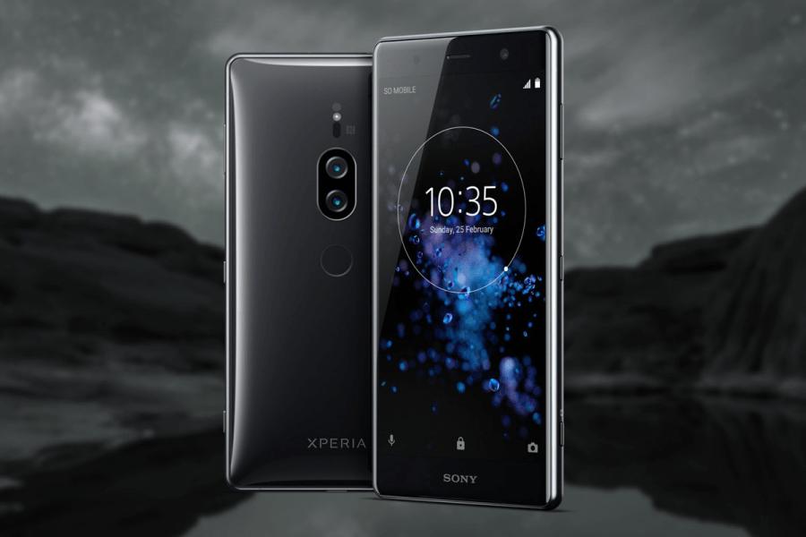 Sony Xperia XZ2 Premium 首購禮
