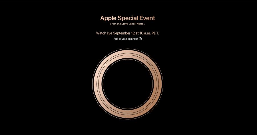 蘋果發表會2018