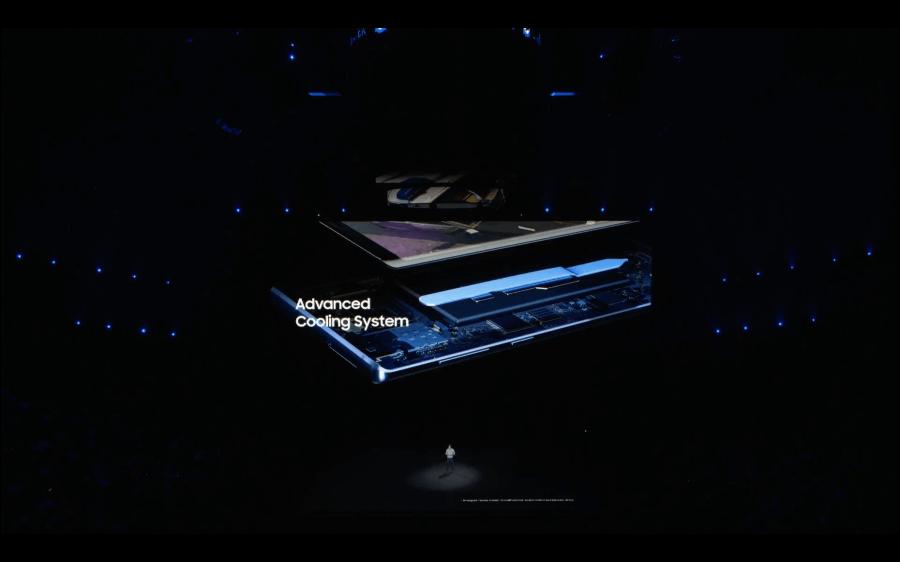 GalaxyNote9 處理器