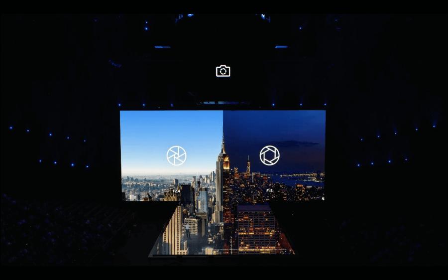 Galaxy Note9 相機