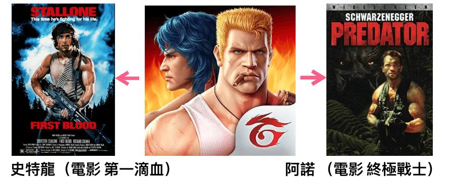 Garena 魂斗羅