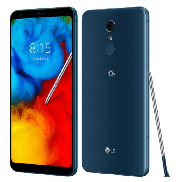 LGQ8 2018 台灣