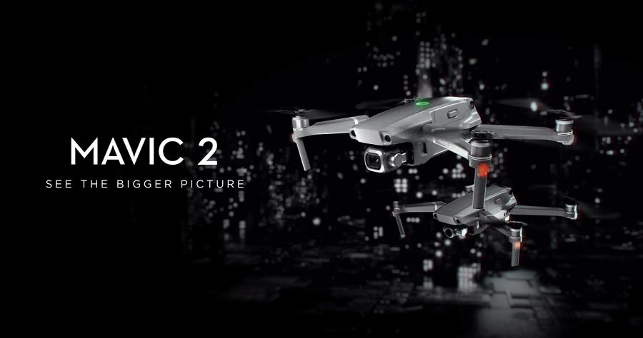 Mavic 2 Pro 功能