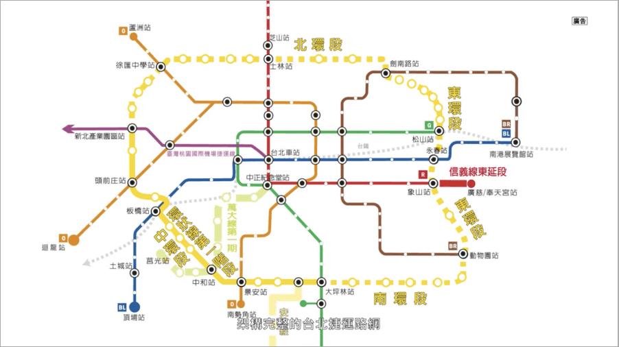 台北捷運環狀線