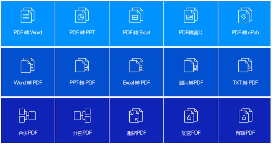 HiPDF PDF編輯