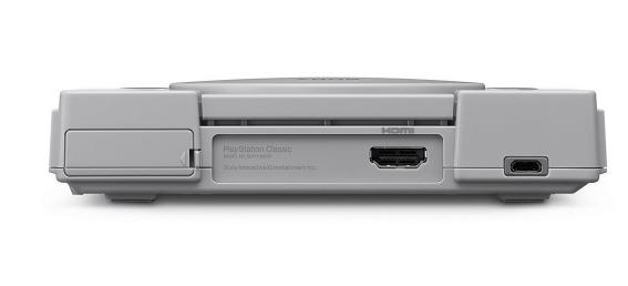 Playstation Classic 復刻版