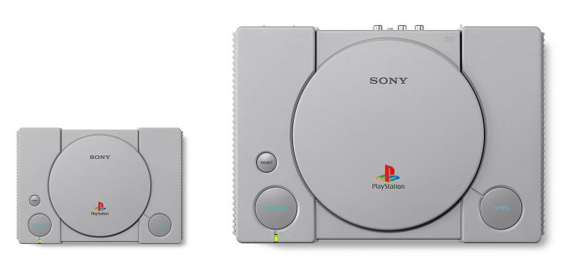 PS Classic 迷你復刻版上市時間