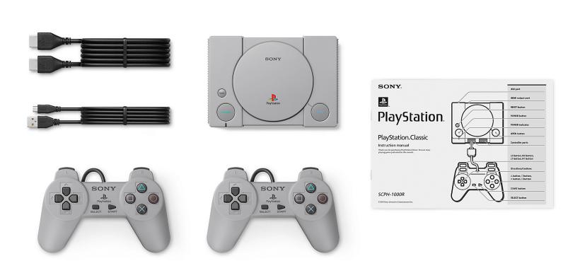 PS Classic 迷你復刻版台灣什麼時候賣