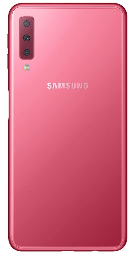 SamsungA7 2018 規格