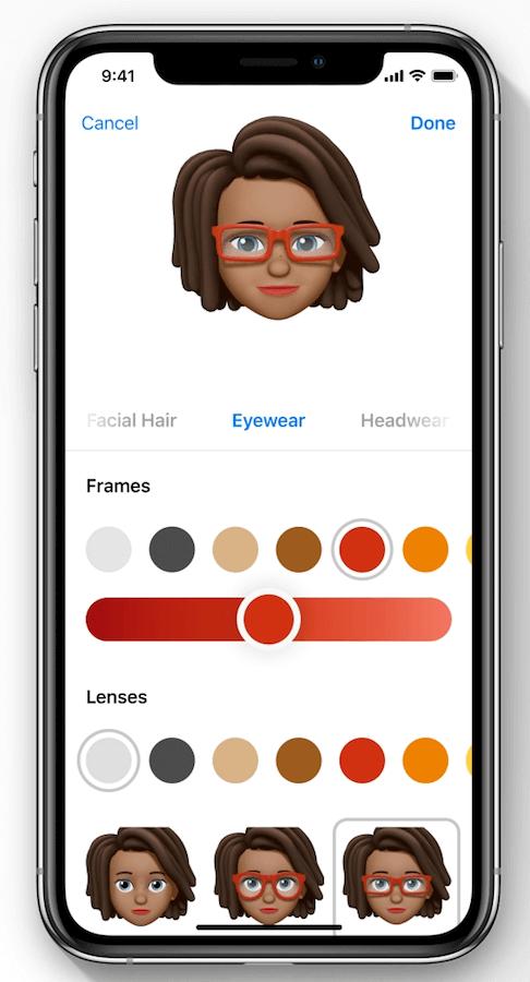 iOS12新功能