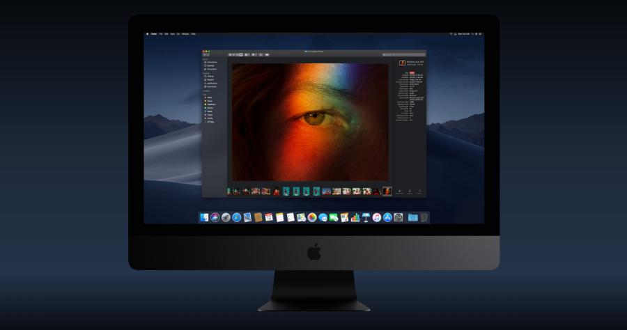 macOS Mojave更新