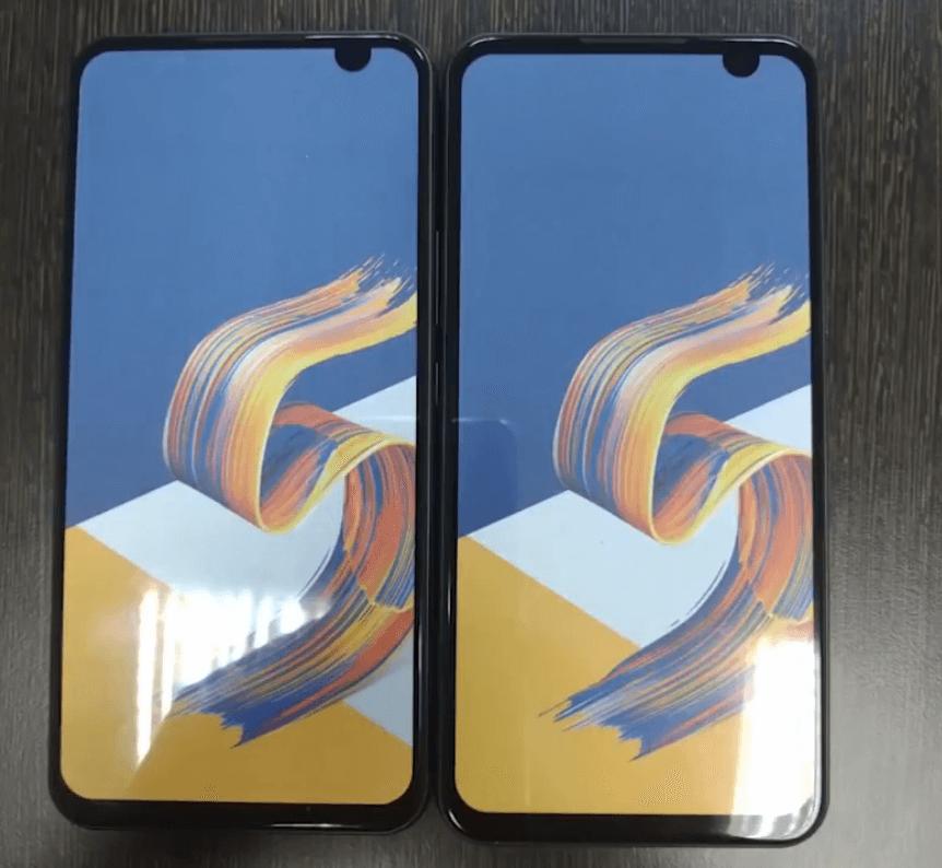 Zenfone 6 瀏海