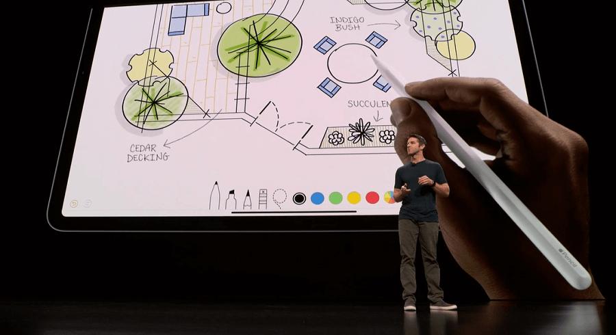 2018 iPad Pro特色