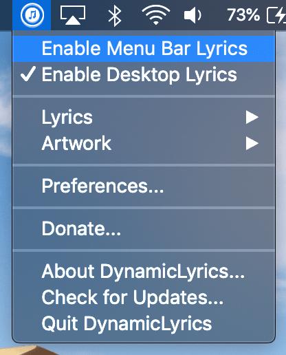 DynamicLyrics