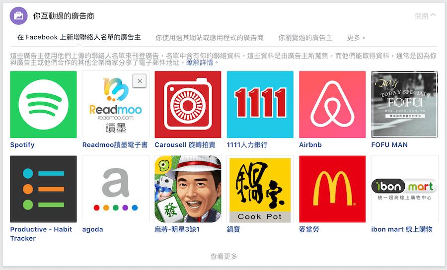 FB廣告關閉