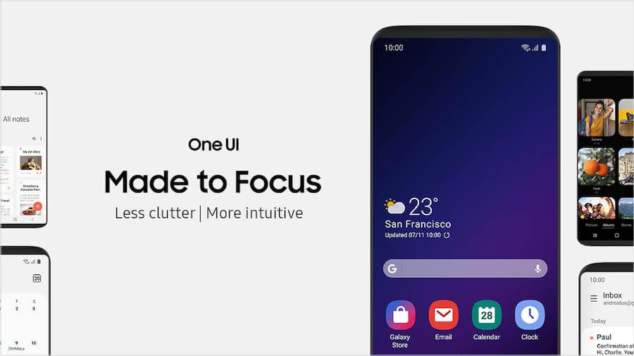 One UI 有什麼特色