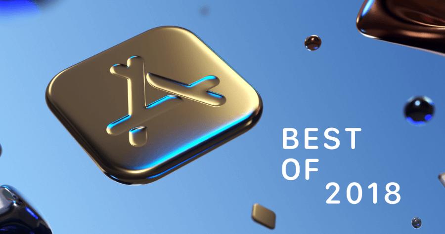AppStore 2018年度熱門應用程式