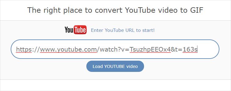 YouTube轉檔GIF教學